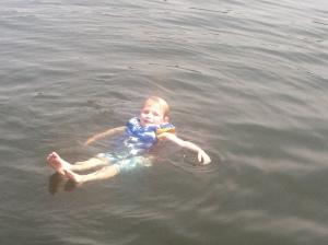 Lovin the lake